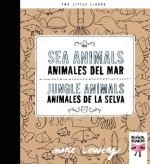 Sea Animals and jungle animals = Animales del mar y animales de la selva