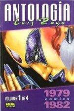 Antología Luis Royo, Cómics 1979-1982 1