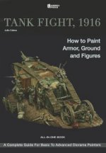Tank Fight, 1916: How to Paint Armor, Ground and Figures