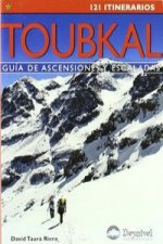 Toubkal : guía de ascensiones y escaladas