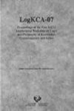 LogKCA-07 : proceedings of the first ILCLI International Workshop on Logic and Philosophy of Knowledge, Communication and Action, San Sebastián, novie