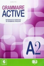 GRAMMAIRE ACTIVE A2.(+CD)