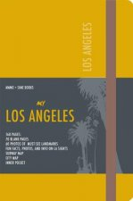 Los Angeles Visual Notebook: Mustard Yellow