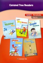 Caramel Tree Readers, Level 4 Storybooks Set