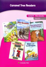 Caramel Tree Readers: Level 6 Storybooks, Set 6a: Five Children and IT/Don Quixote/The Adventures of Tom Sawyer/Saving Jerry/Elias and the Dragon
