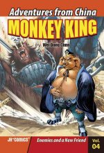 Monkey King, Volume 4: Enemies and a New Friend