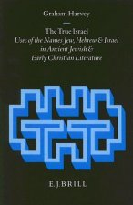 The True Israel: Uses of the Names Jew, Hebrew and Israel in Ancient Jewish and Early Christian Literature