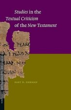 Studies in the Textual Criticism of the New Testament
