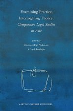 Examining Practice, Interrogating Theory: Comparative Legal Studies in Asia