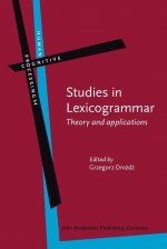 Studies in Lexicogrammar: Theory and Applications