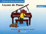 LEONS DE PIANO VOLUME 1