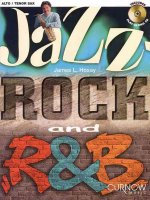 Jazz-Rock and R&B: Alto Sax/Tenor Sax