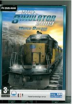 Trainz Railroad Simulator 2009 / druk 1