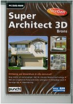 Super Architect 3D Brons NEXGEN / druk 1