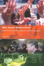 Does Success Breed Success?: Effects of News and Advertising on Corporate Reputation