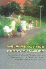 Welfare Politics Cross-Examined: Eclecticist Analytical Perspectives on Sweden and the Developed World, from the 1880s to the 2000s