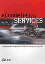 Accounting for Services: The Economic Development of the Indonesian Service Sector, CA 1900-2000