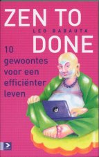 Zen to Done / druk 1