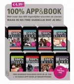 Display 100% App & Book (8 titels)