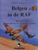Belgen in de RAF-2: Deel 2. Charles Delcour and Christian Deffontaine