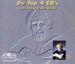 De Top 4 CD's van Jan van der Heide