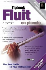 Tipboek fluit en piccolo