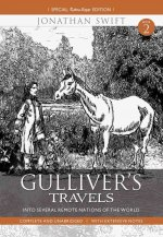 Gulliver Travels Part 2 - Into Several Remote Nations of the World: Complete and Unabridged with Extensive Notes