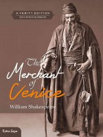 The Merchant of Venice: Text with Paraphrase