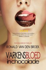 Varkensbloed in chocolade