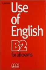 SE OF ENGLISH B2 -STUDENT'S