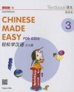 Chinese Made Easy for Kids 2nd Ed (Simplified) Textbook 3