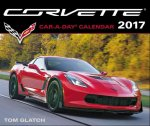 Corvette Car-A-Day 2017 Calendar