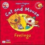 Cat and mouse. Feelings. Con CD Audio