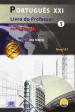 PORTUGUES XXI 1 PROF