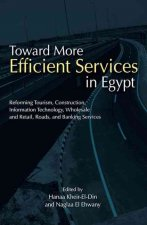 Toward More Efficient Services in Egypt: Reforming Tourism, Construction, Information Technology, Wholesale and Retail, Roads, and Banking Services
