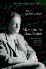 Memories in Translation: A Life Between the Lines of Arabic Literature