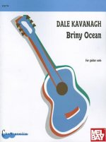 Briny Ocean: For Guitar Solo