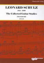 Leonard Schulz: The Collected Guitar Studies