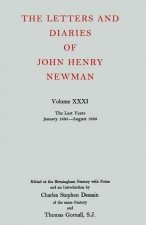 Letters and Diaries of John Henry Newman