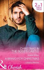 Christmas in the Boss's Castle: Christmas in the Boss's Castle / A Bravo for Christmas (Maids Under the Mistletoe, Book 3)
