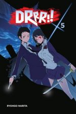Durarara!!, Vol. 5 (light novel)