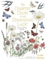 Country Diary of an Edwardian Lady Colouring Book