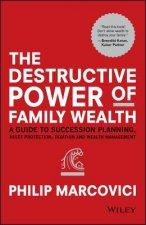 Destructive Power of Family Wealth