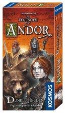 Die Legenden von Andor, Dunkle Helden (Spiel-Zubehör)