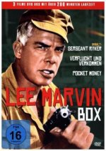 Lee Marvin Box, DVD