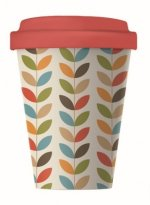 Becher BambooCUP - Bright Leaves