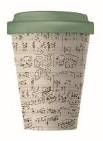 Becher BambooCUP - Music Notes