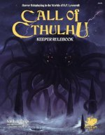 Call of Cthulhu Rpg Keeper Rulebook