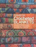 Rainbow Crocheted Blankets