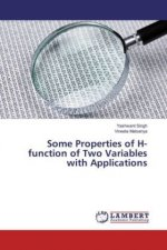 Some Properties of H-function of Two Variables with Applications
